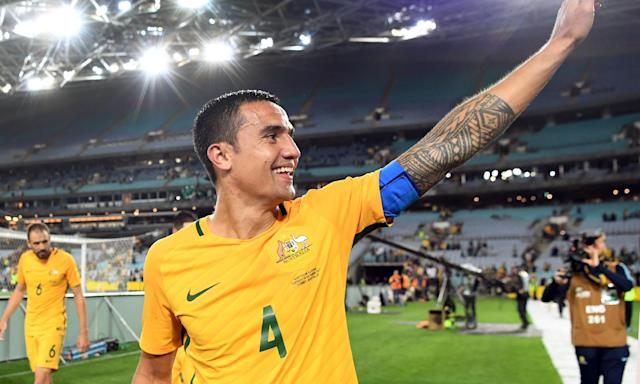 Tim Cahill will get the chance to say goodbye to fans when Australia play Lebanon at ANZ Stadium.