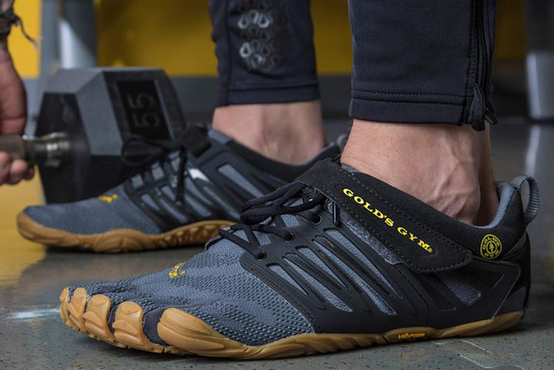 6bf38166 Gold's Gym Now Has its Own Training Sneaker, Thanks to Vibram