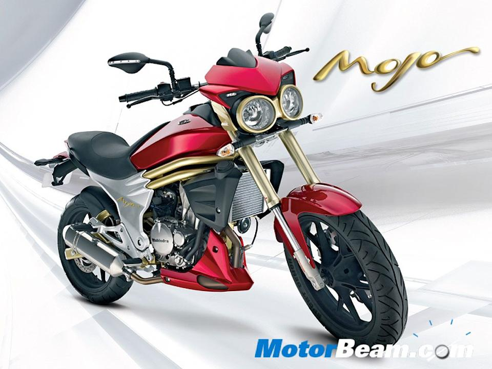 The 300cc Mahindra Mojo will hit showrooms by the end of next year.