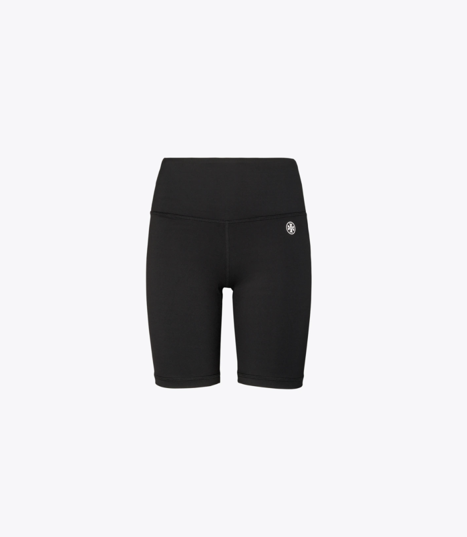 """<p><strong>Tory Sport</strong></p><p>toryburch.com</p><p><strong>$98.00</strong></p><p><a href=""""https://go.redirectingat.com?id=74968X1596630&url=https%3A%2F%2Fwww.toryburch.com%2Fhigh-rise-weightless-bike-shorts%2F73688.html&sref=https%3A%2F%2Fwww.harpersbazaar.com%2Ffashion%2Ftrends%2Fg37408593%2Fbest-workout-clothes-according-to-experts%2F"""" rel=""""nofollow noopener"""" target=""""_blank"""" data-ylk=""""slk:Shop Now"""" class=""""link rapid-noclick-resp"""">Shop Now</a></p>"""