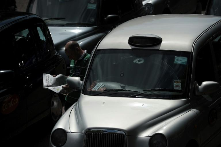 London's Black Cab drivers have long taken a dim view of Uber