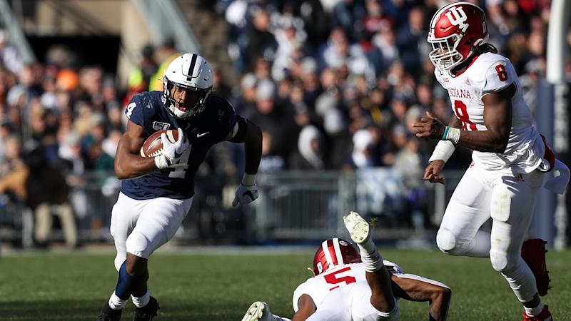 No. 9 Penn State beats Indiana and keeps playoff hopes alive