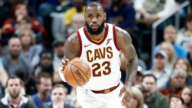 """<p>LeBron James: """"Not many guys make it past 18 where I'm from""""</p>"""