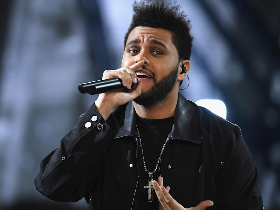 <p>The Weeknd will not submit music for Grammys consideration, despite 'secret committee' elimination</p> (Getty Images)