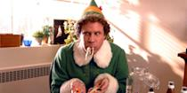 "<p>Jon Favreau's holiday hit, about a man-child elf who's sweet on warm hugs, maple syrup, and ABC gum, achieved insta-classic the second it was released. If you're not laughing out loud from Will Farrell's antics, then you just might just be a cotton-headed ninny muggins. <a class=""link rapid-noclick-resp"" href=""https://www.amazon.com/dp/B000YHE4AG?tag=syn-yahoo-20&ascsubtag=%5Bartid%7C10056.g.13152053%5Bsrc%7Cyahoo-us"" rel=""nofollow noopener"" target=""_blank"" data-ylk=""slk:Watch Now"">Watch Now</a></p>"