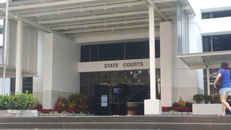 Singapore's State Courts (Photo: Safhras Khan/Yahoo)