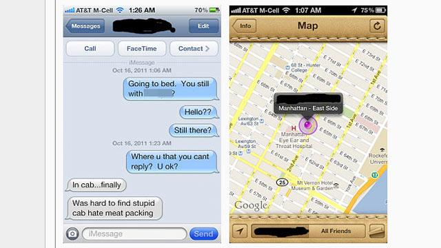 Your Cheating Heart: iPhone App Finds Wife With Another Man