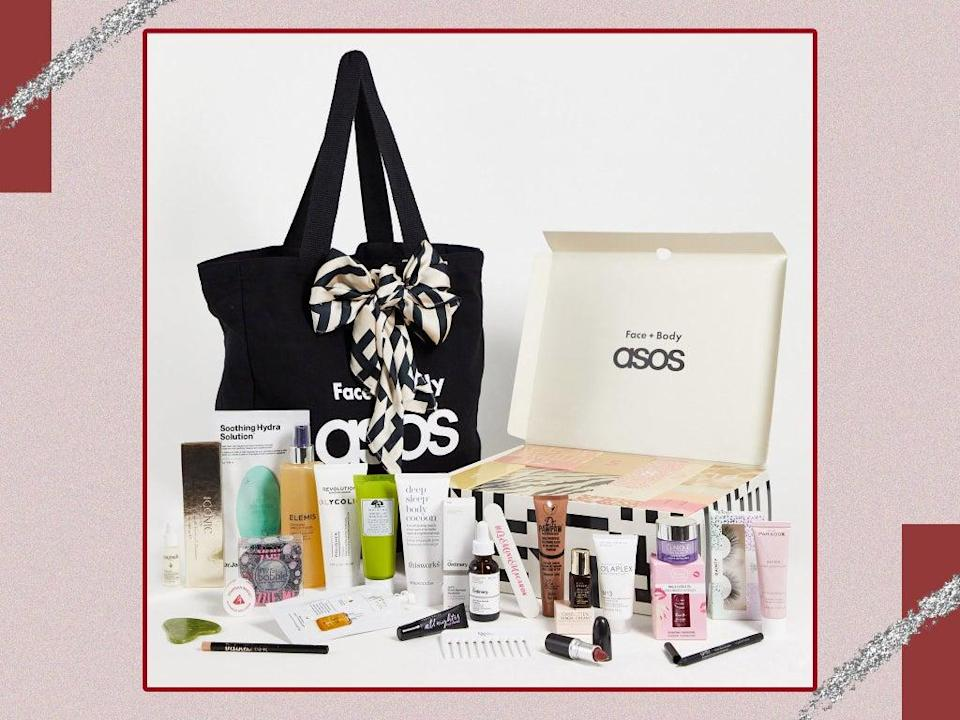 The 24-day calendar features products from the likes of Mac, The Ordinary and Olaplex  (IndyBest)