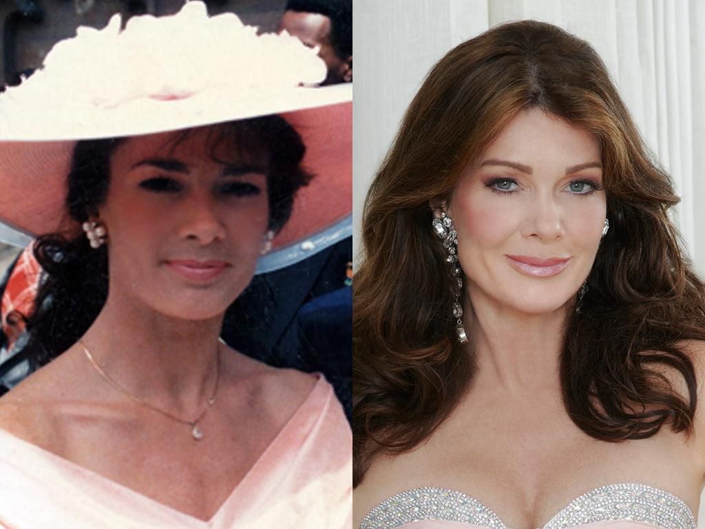 """<b>Lisa Vanderpump (Beverly Hills)</b><br><br>Lisa Vanderpump has always been a prim and proper lady. The English rose-turned-Beverly Hills housewife still carries herself with poise, just now she's dripping in bigger, more expensive jewels – and less-bushy eyebrows.<br><br><a target=""""_blank"""" href=""""http://www.bravotv.com/the-real-housewives-of-beverly-hills/season-1/photos/photo-diaries/before-they-were-housewives-lisa"""">More Photos of Lisa </a>"""