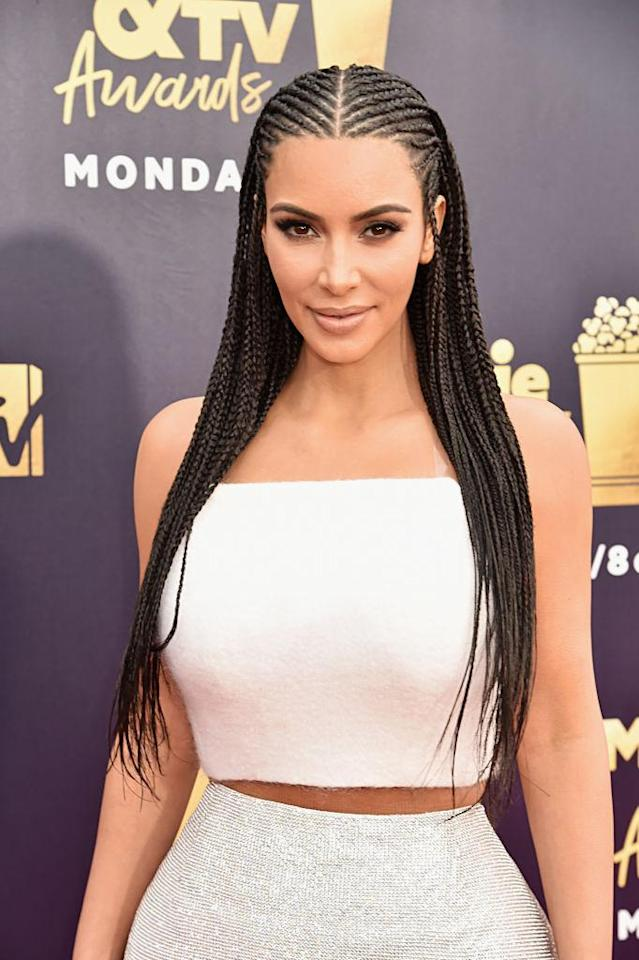 Kim Kardashian (Photo: Getty Images)