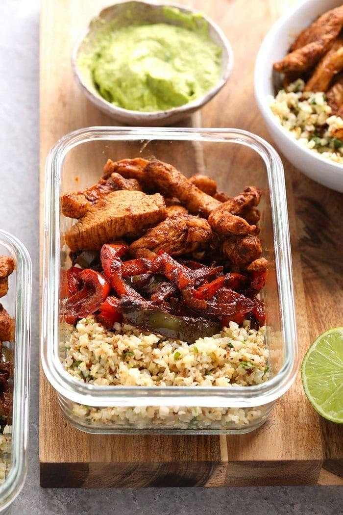 "<p>You can prep these flavorful bowls ahead of time as part of your weekly meal prep, and while <a href=""https://www.goodhousekeeping.com/health/diet-nutrition/a19660747/list-of-keto-diet-foods/"" rel=""nofollow noopener"" target=""_blank"" data-ylk=""slk:they're designed to assist Keto dieters"" class=""link rapid-noclick-resp"">they're designed to assist Keto dieters</a>, everyone will love classic fajita flavors here.</p><p><em><a href=""https://fitfoodiefinds.com/keto-chicken-fajita-meal-prep-recipe/"" rel=""nofollow noopener"" target=""_blank"" data-ylk=""slk:Get the recipe from Fit Foodie Finds »"" class=""link rapid-noclick-resp"">Get the recipe from Fit Foodie Finds »</a></em></p><p><strong>RELATED</strong>: <a href=""https://www.goodhousekeeping.com/life/entertainment/g29233715/best-keto-cookbooks/"" rel=""nofollow noopener"" target=""_blank"" data-ylk=""slk:The 10 Best Keto Cookbooks of 2020"" class=""link rapid-noclick-resp"">The 10 Best Keto Cookbooks of 2020</a></p>"