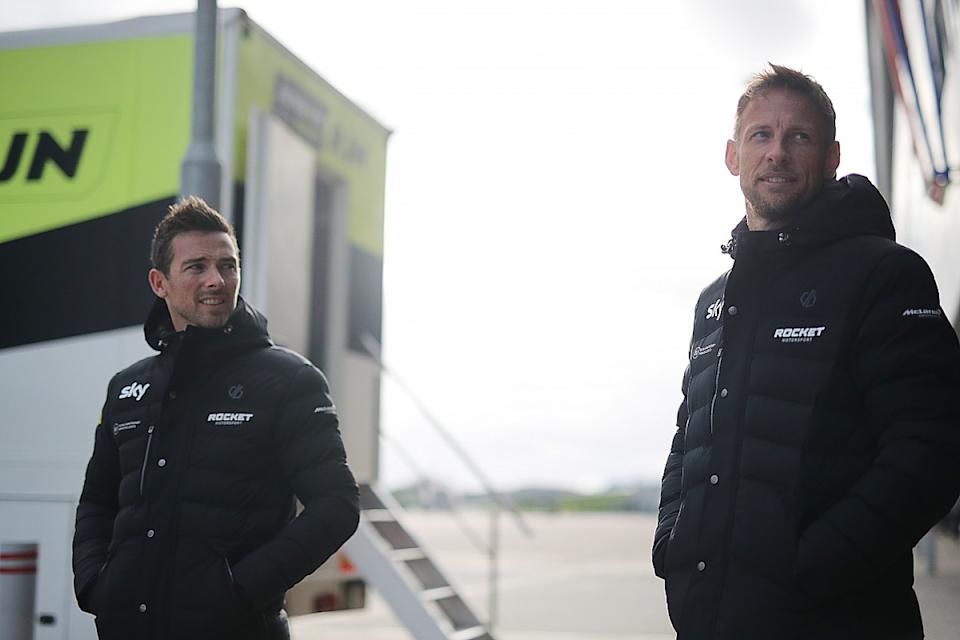 Button targets future Le Mans return with own team