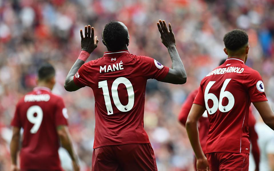 Liverpool looked excellent in their opening game.