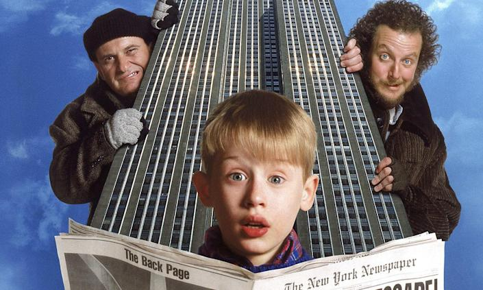 'Home Alone 2: Lost in New York'. (Credit: 20th Century Studios)