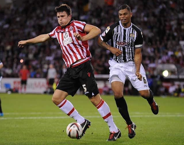 Harry Maguire is a product of the Sheffield United academy