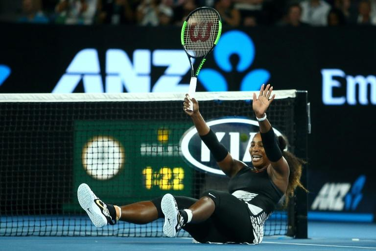 Serena Williams hasn't played since her Australian Open triumph, which saw her surpass Steffi Graf for the most Grand Slam singles titles in the Open Era