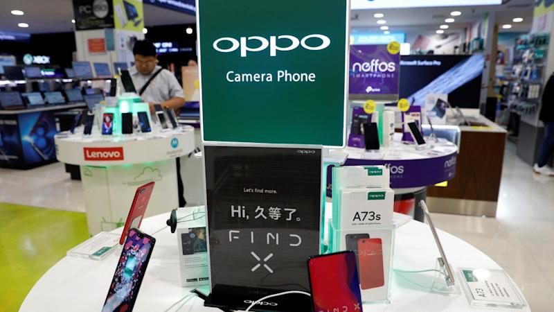 Oppo unveils new Reno phone in China as it seeks to better compete with Apple – but there is no 5G
