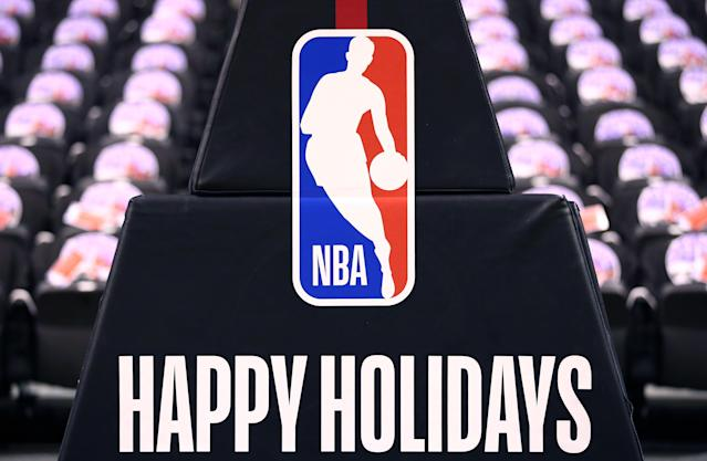 The NBA and its Christmas Day slate is special for hoops fans. (Photo by Vaughn Ridley/Getty Images)