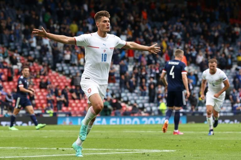 Schick scored one of the great European Championship goals against Scotland