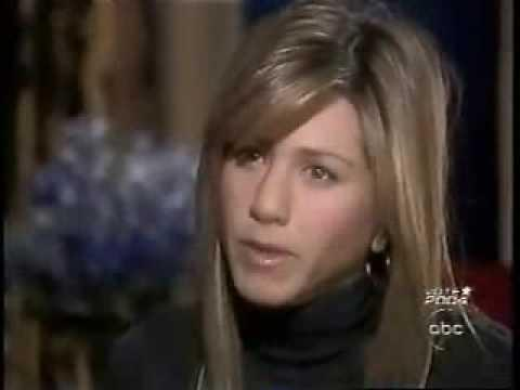 """<p>Aniston tells Diane Sawyer that she and Pitt both knew they were meant to be on their first date: """"It was weird...That was a really easy evening. It was really fun.""""</p><p><a href=""""https://www.youtube.com/watch?v=xpRgEFwDlVQ"""" rel=""""nofollow noopener"""" target=""""_blank"""" data-ylk=""""slk:See the original post on Youtube"""" class=""""link rapid-noclick-resp"""">See the original post on Youtube</a></p>"""