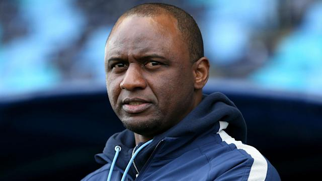 Arsene Wenger's decision to leave Arsenal has seen Patrick Vieira named as a possible replacement, but the coach claims he is happy in MLS.
