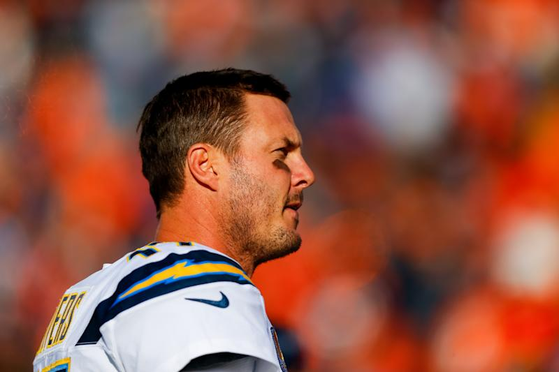 Quarterback Philip Rivers joined his second NFL team when he signed with the Colts. (Photo by Justin Edmonds/Getty Images)