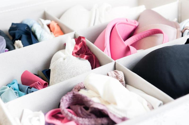 We should be tossing our old knickers ever year. Photo: Getty