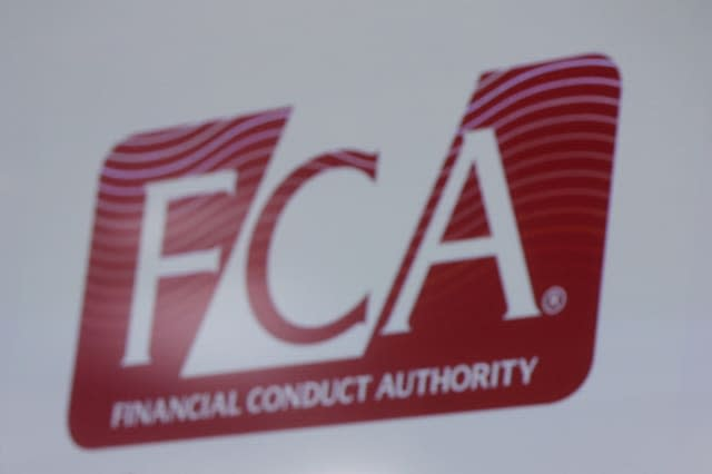 U.K. Financial Conduct Authority News Conference On Foreign Exchange Rate Rigging Fines