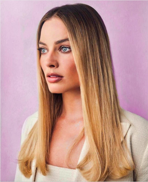 <p>We'd gotten pretty used to Margot Robbie rocking her cool-girl crop, we almost forget how effortlessly glam she looks with long hair. In a photo uploaded by hair stylist and colourist Justin Anderson, Margot is looking fire, showcasing seriously sleek strands. If there was ever a reason to get out your ghd straighteners, it's this. </p>