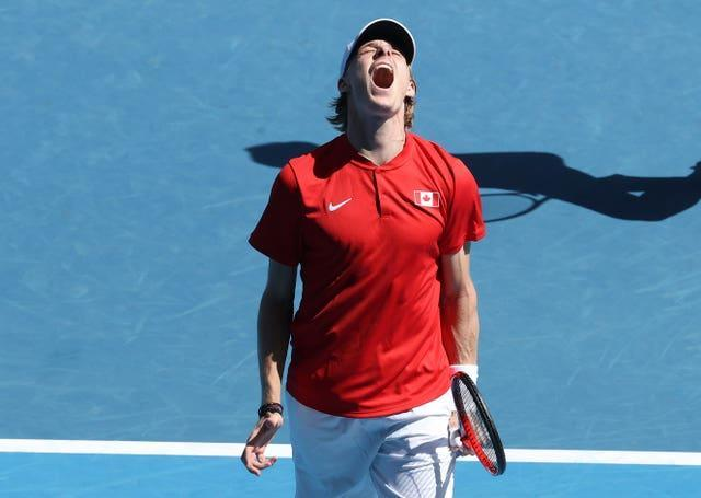 Denis Shapovalov is facing another of the sport's fast-rising stars