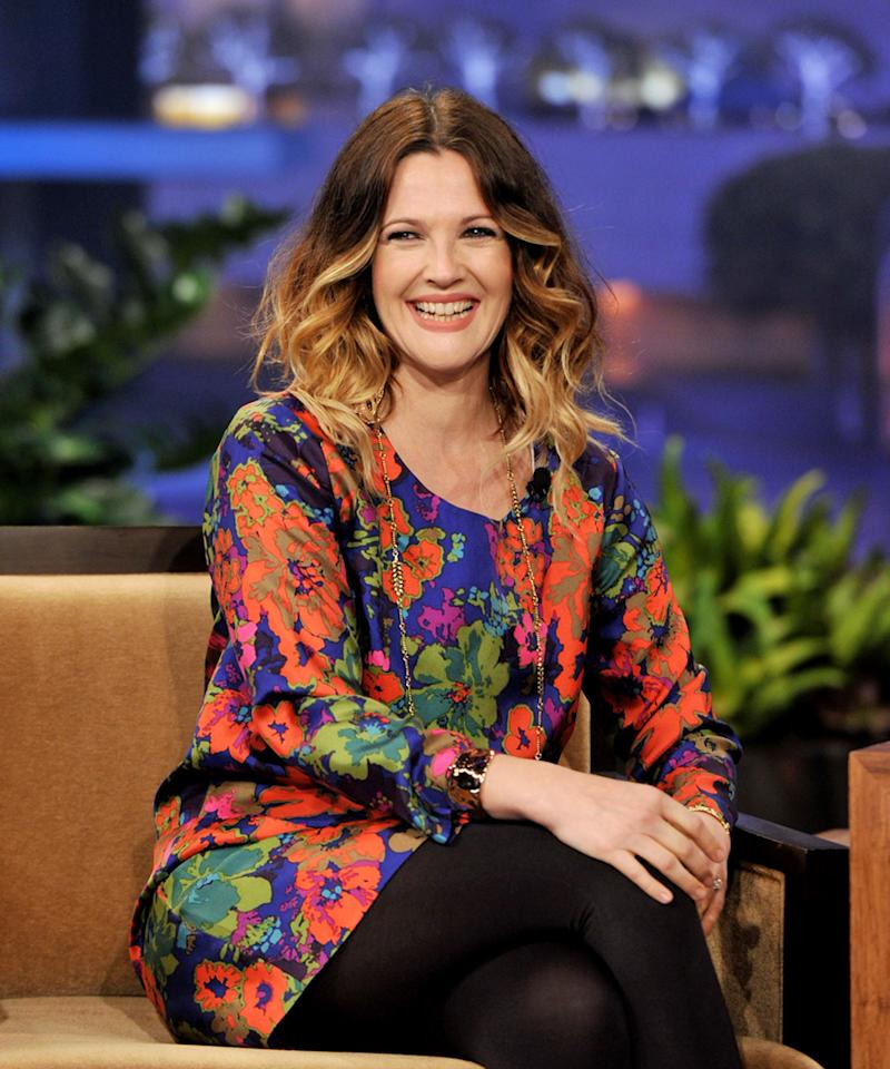 "1975  Actor, director, and producer Drew Barrymore was born on this day in Culver City, California. Born into a family of famous actors, Barrymore made her own name by virtually growing up before our eyes, starting with commercials as an infant and reaching full-on fame by age 7 when she starred in ""E.T.: The Extra-Terrestrial"" (1982), directed by her godfather, Steven Spielberg."