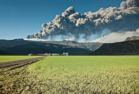 The country's most famous volcano - Credit: © Jon Helgason / Alamy Stock Photo/Jon Helgason / Alamy Stock Photo