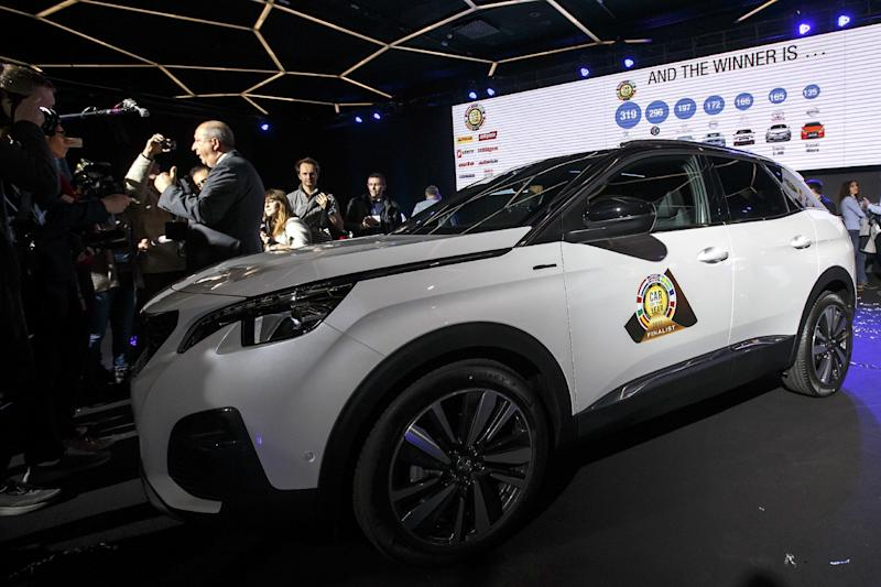 Peugeot Named Car Of The Year At Geneva Auto Show - When is the next car show