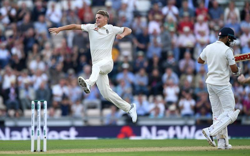 Sam Curran announced himself at the big stage against India in 2018.