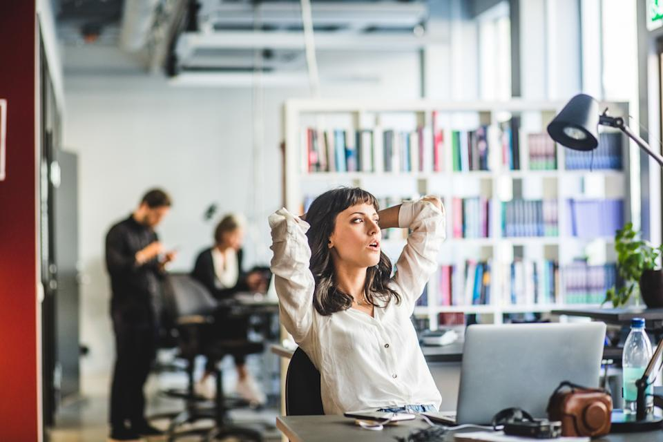 At work, boredom can make us feel miserable, unfulfilled and even guilty about not appreciating being employed. Photo: Getty