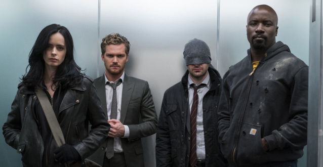 Your TV to-do list: Winter is here, as is 'The Defenders'