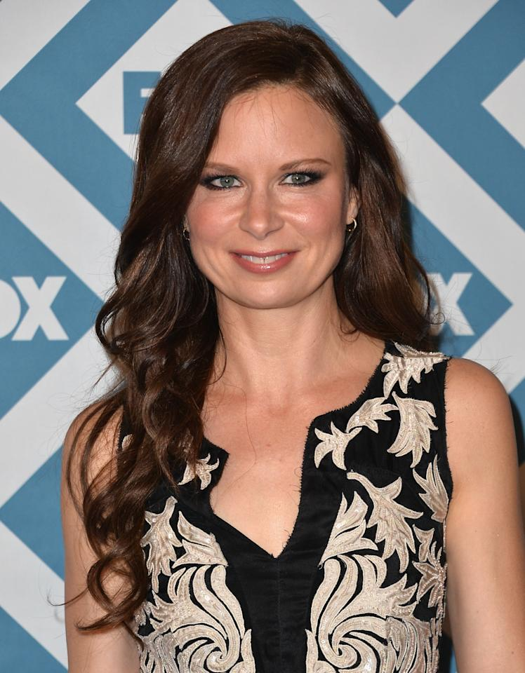PASADENA, CA - JANUARY 13: Actress Mary Lynn Rajskub arrives to the 2014 Fox All-Star Party at the Langham Hotel on January 13, 2014 in Pasadena, California. (Photo by Alberto E. Rodriguez/Getty Images)
