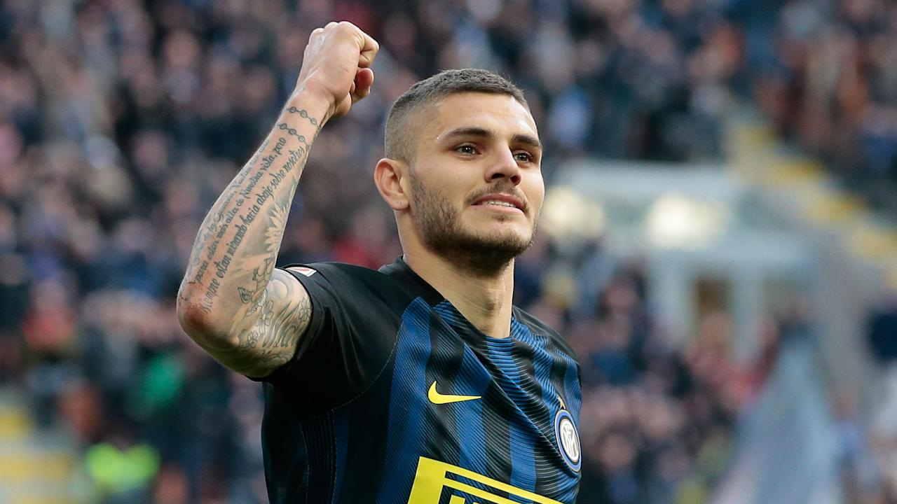 As he enjoys another outstanding season in front of goal, Inter captain Mauro Icardi is looking to bring titles back to the club.