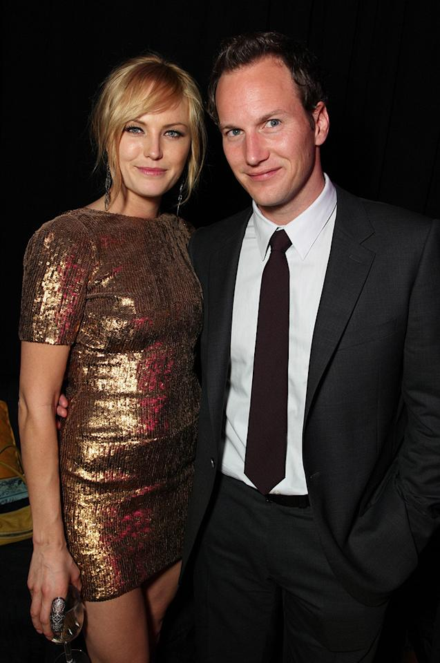 "<a href=""http://movies.yahoo.com/movie/contributor/1808422842"">Malin Akerman</a> and <a href=""http://movies.yahoo.com/movie/contributor/1804501534"">Patrick Wilson</a> at the Los Angeles premiere of <a href=""http://movies.yahoo.com/movie/1808406490/info"">Watchmen</a> - 03/02/2009"