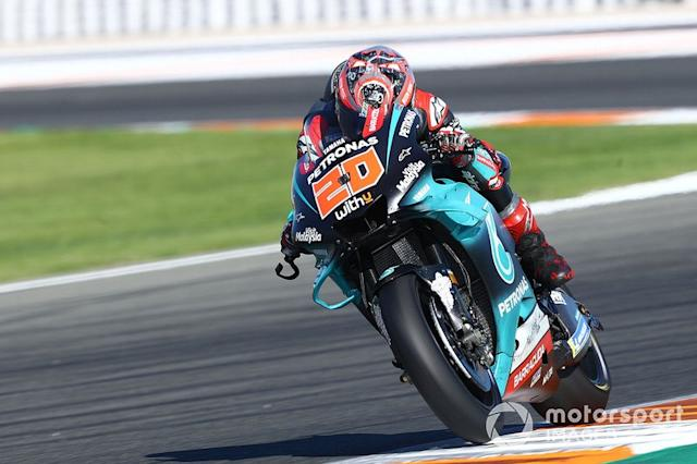 "#20 Fabio Quartararo (2019) - MotoGP <span class=""copyright"">Gold and Goose / Motorsport Images</span>"