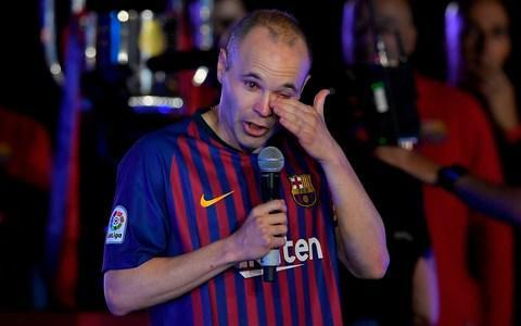 "Spain midfielder Andres Iniesta has signed for Japanese side Vissel Kobe after bringing the curtain down on his brilliant Barcelona career. The 34-year-old playmaker left the Catalan giants after landing his ninth La Liga title with the club. He also secured a host of other honours, including four Champions League triumphs. A World Cup winner with Spain in 2010, Iniesta captained Barcelona during his final three seasons at the club. Vissel Kobe, coached by Takayuki Yoshida, sit sixth in the Japanese top flight after 15 games of their season, already 15 points behind runaway leaders Sanfrecce Hiroshima. Vissel Kobe chairman Hiroshi Mikitani told reporters at a press conference: ""I am pleased to announce that Andres Iniesta will be signing up to play for Vissel Kobe after his historic career at FC Barcelona. Winning feeling 