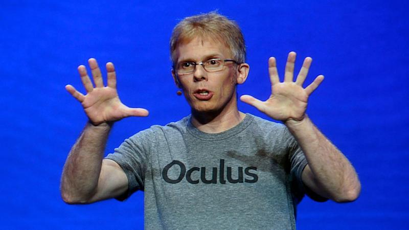John Carmack Leaves Oculus to Work on AI