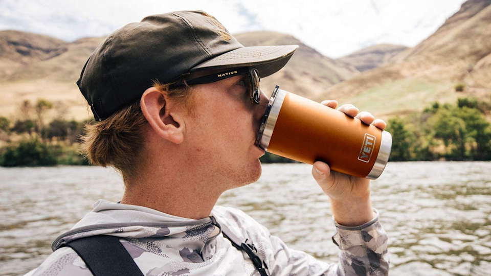 What drink will you pour into your Yeti?