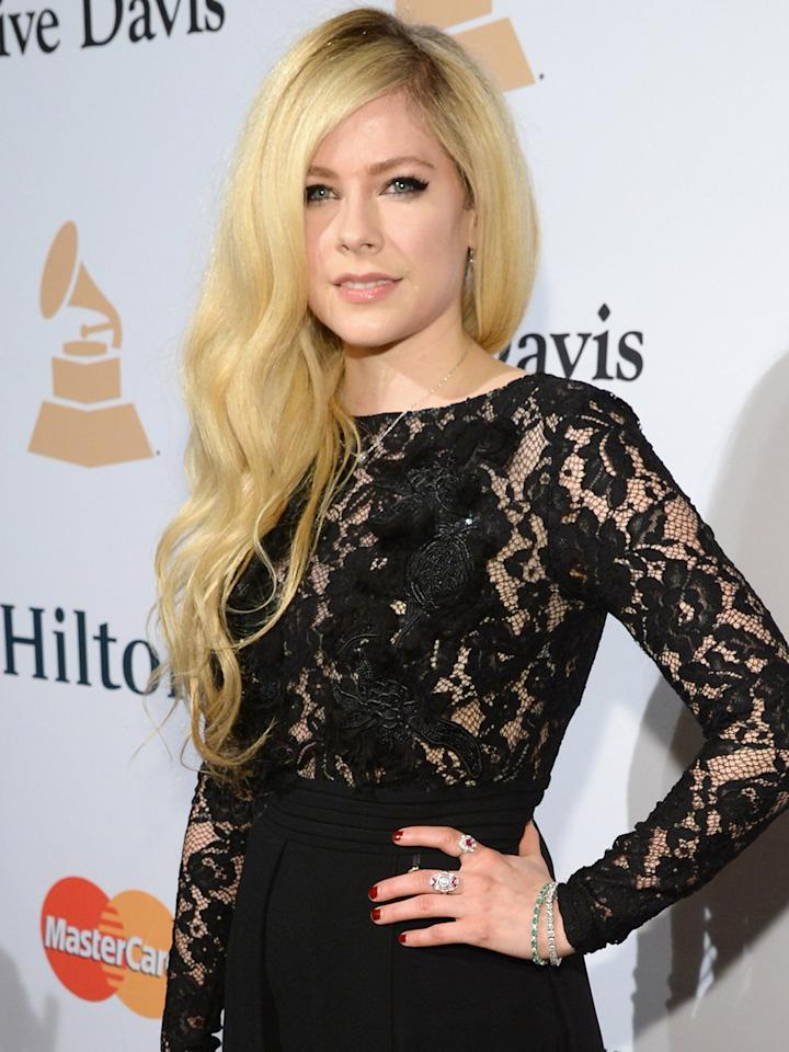 "In <a href=""http://people.com/celebrity/avril-lavigne-lyme-disease-singer-was-bedridden-for-5-months/"">her 2015 PEOPLE cover story</a>, the singer revealed she had been battling Lyme disease for a year. ""I had no idea a bug bite could do this,"" said Lavigne, who believes she was bit by a tick in 2014. ""I was bedridden for five months.""  In a 2019 PEOPLE story, Lavigne — whose foundation is working with various Lyme disease organizations to raise money and awareness for the cause — <a href=""https://people.com/music/avril-lavigne-managing-lyme-disease-good-place/"">said she was feeling well</a>.   ""It gave me a purpose,"" she added of her journey, ""and made me find myself all over again.""  ""When you go through something like that, you realize how fulfilling simple things are — things I could do anymore, like being able to get up in the morning and go to the kitchen and grab a cup of coffee,"" she added. ""It taught me patience; it taught me being more present. That was a beautiful lesson."""