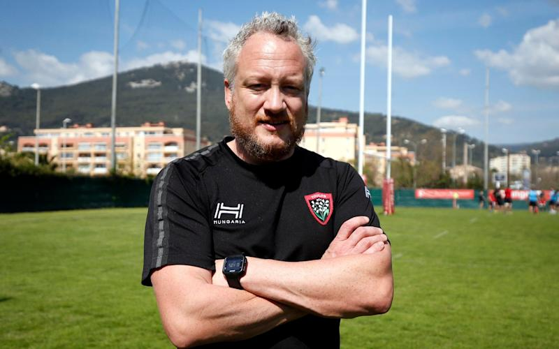 Paul Stridgeon is preparing for his third Lions tour having been promoted to head fitness coach - EPA