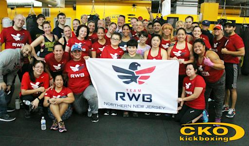 CKO Kickboxing & Team RWB Unite on a Mission to Help Their Communities