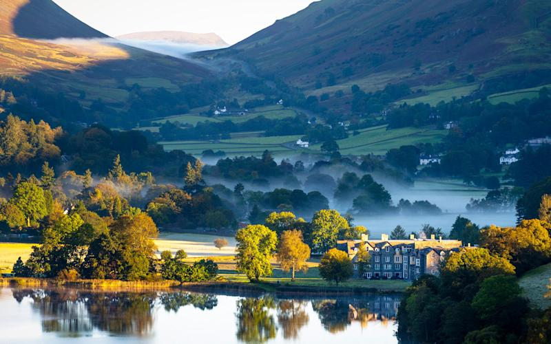 Even in Britain's 'honeypot' destinations, like the Lake District, the future looks bleak - Getty