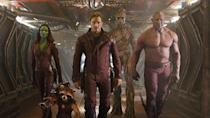 """<p>Not much is known about the third installment of the <em>Guardians of the Galaxy</em> franchise, but director James Gunn has confirmed that <a href=""""https://www.nme.com/blogs/the-movies-blog/guardians-of-the-galaxy-3-release-date-trailer-cast-news-2064901"""" rel=""""nofollow noopener"""" target=""""_blank"""" data-ylk=""""slk:the film is set to take place after the events in Avengers 3 & 4."""" class=""""link rapid-noclick-resp"""">the film is set to take place after the events in <em>Avengers 3 & 4.</em></a> He also confirmed that the pandemic has not stopped the film from making its expected 2022 release. </p>"""