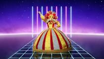 <p>Harlequin has a dress to take over the stage, and their voice could do the same.</p>