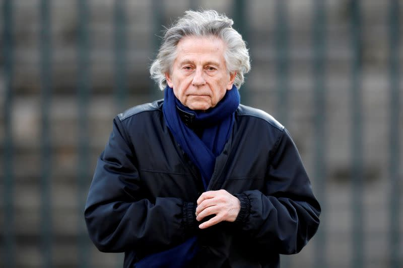 Polanski wins best director at Cesar awards, several actresses leave in protest